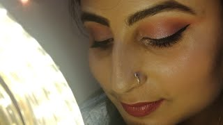 Huda beauty eyeshadow tutorial...   #hudabeauty