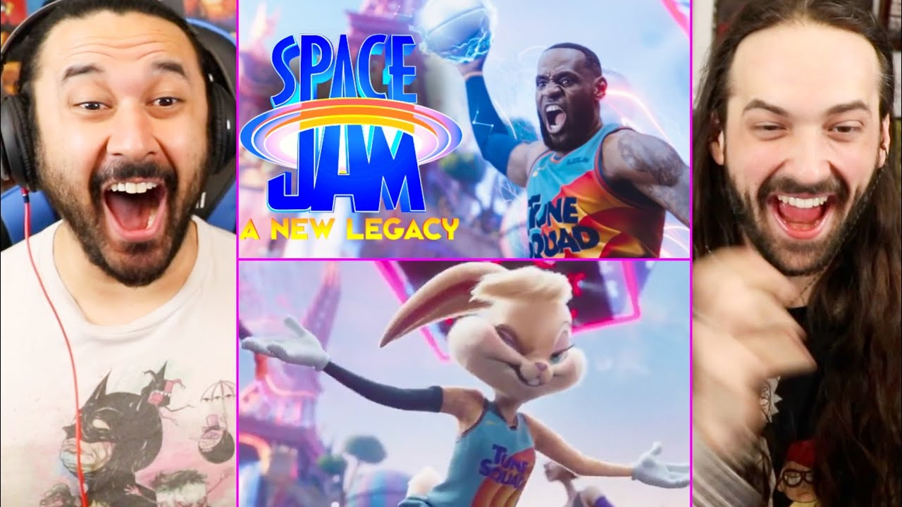 LeBron James' Space Jam 2 Trailer Is Out, Featuring Star Cameos