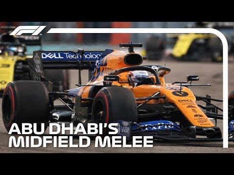 Abu Dhabi's Midfield Melee   2019 Abu Dhabi Grand Prix