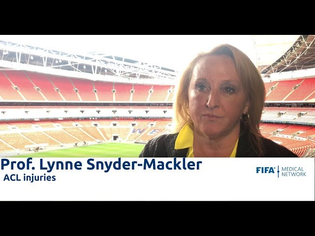 FIFA Medical Network: Prof Lynne Snyder-Mackler
