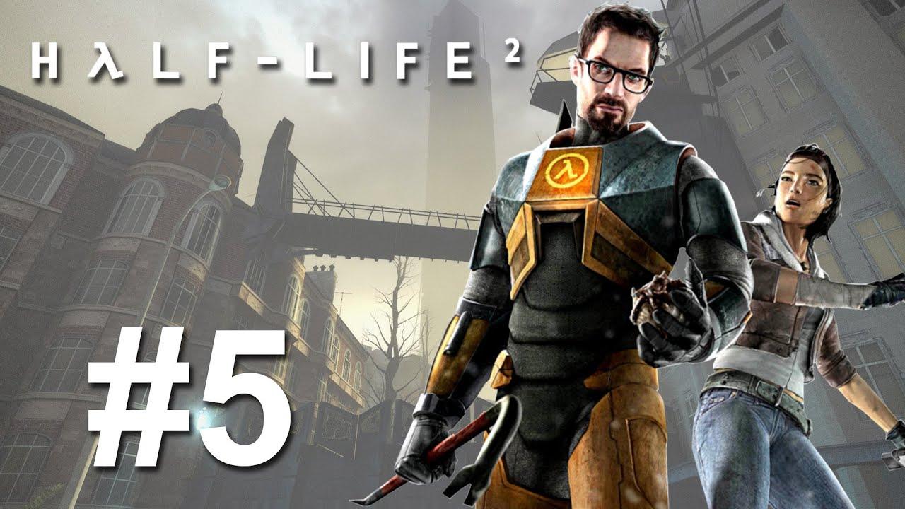 HORRIBLE HOSPITAL - Half-Life 2: Episode One - Part 5