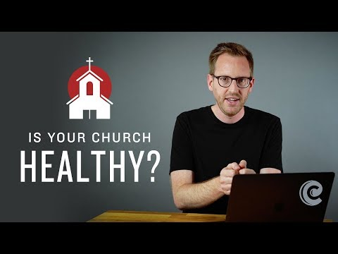 How Do You Know if Your Church is Healthy?