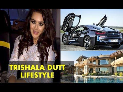Trishala Dutt (Sanjay Dutt Daugher) Lifestyle, Net Worth, House, Pets College | Top Ideas