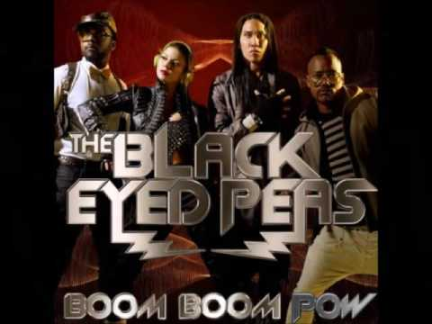 Download for free black eyed peas — boom boom pow listen to.