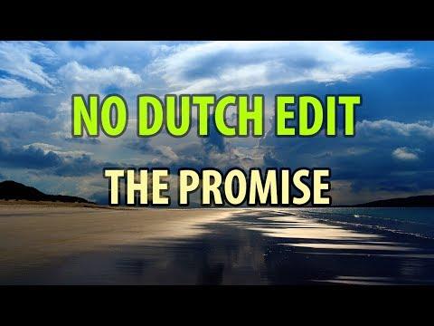 [4K Lyrics HQ] The Promise (NO DUTCH EDIT) - Globus
