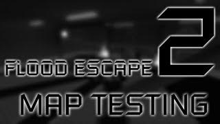 Roblox Flood Escape 2 (Mapa de prueba) - Estudio de relojería (normal)