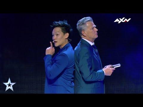Andrew Lee Semi-Finals Epi 6 Highlights | Asia's Got Talent 2017