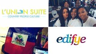 Gambar cover Vlog | Lunion Suite Strike Back for Education | Edifye