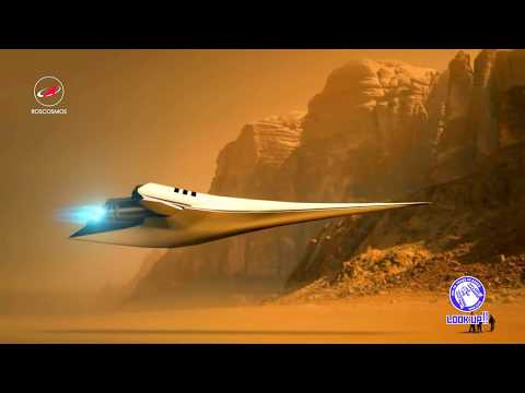 Roscosmos - Russia Nuclear Fusion Ion Thruster Interplanetary Spacecraft Concept Unveiled [1080p]