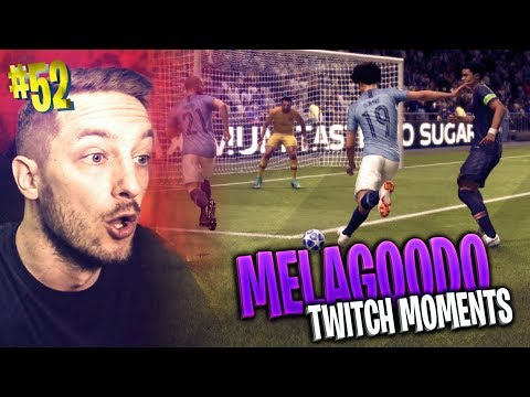 ROHN vs MOLLU FIFA19 | CUISINE ROYALE COME FORTNITE & PUBG? | Melagoodo Twitch Moments [ITA] #52