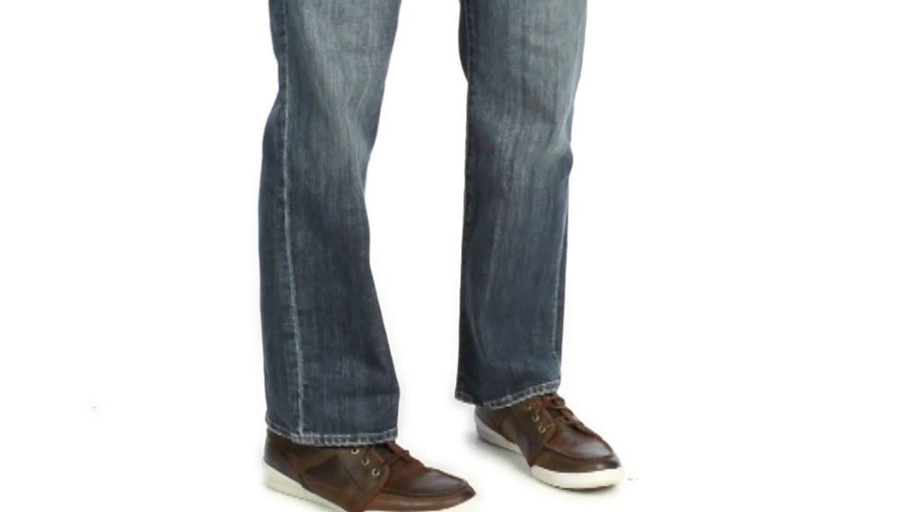 7951681a Lucky Brand 361 Vintage Jeans - Straight Leg (For Men) - YouTube