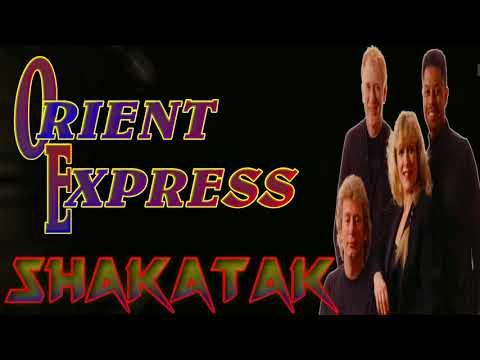 SHAKATAK-ORIENT EXPRESS) FROM JAZZKAT GROOVES