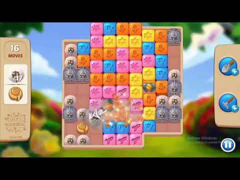 Walkthrough Level 94 Lilys Garden Video Walkthroughs For