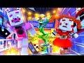 Dame Tu Cosita Attacks Funtime Freddy! Minecraft FNAF Roleplay