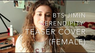 Video BTS JIMIN SERENDIPITY TEASER  FEMALE COVER [Strawberry Silk] download MP3, 3GP, MP4, WEBM, AVI, FLV April 2018