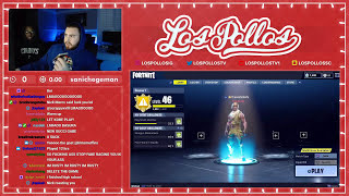 LosPollosTv Calls Celestia Vega On Stream *She Gets Pissed*
