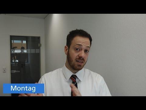 Mein Job als Randstad Consultant (Montag) - Spannender Berufseinblick