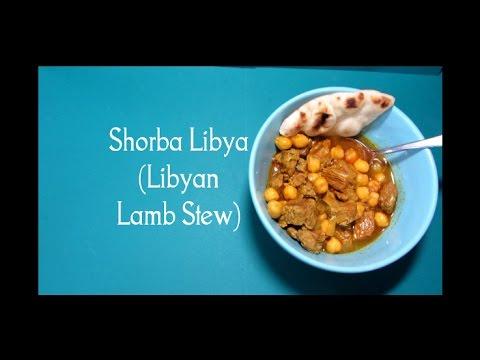 Shorba Libya