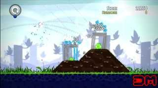 Angry Birds Trilogy Get 3 stars in all levels in an episode - Part 1 Achievement | Trophy Guide