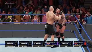 """Concussion Protocol Jeff Hardy/ Death Wish Orton""(WWE 2k18 Gameplay)"