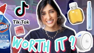 TIKTOK MADE ME BUY IT ⚡️TESTING VIRAL PRODUCTS | THEY ACTUALLY WORK?!