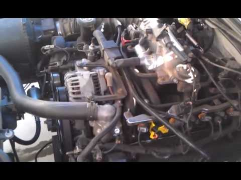 Changing the Sparkplugs on the Mustang - YouTube