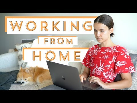 How to Be Productive Working From Home   Ingrid Nilsen