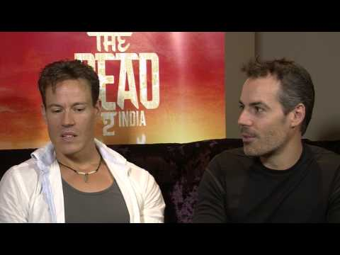 FrightFest 2013 - Howard J. Ford & Jonathan Ford Discuss The Dead 2: India