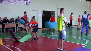 Урок физкультуры Федоренко Є Г