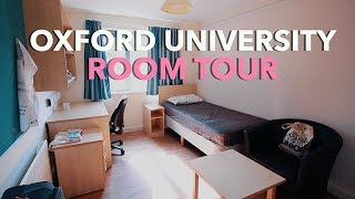 Oxford University Room Tour | Postgraduate Accommodation 2017