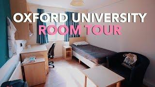 Top 10 Universities - Oxford University Room Tour | Postgraduate Accommodation 2017