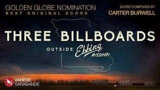 Carter Burwell - Three Billboards Visual Soundtrack - GOLDEN GLOBE Nominated Score
