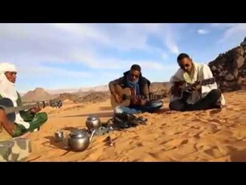 Desert Tuareg Music Algeria Sahara