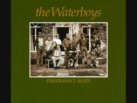 the waterboys - girl from the north country