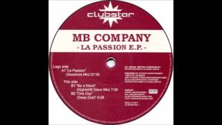 MB Company - Be A Friend (Nightshift Disco Mix)