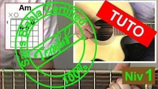 Les chemins de traverse - Cabrel [Tuto guitare] by Terafab thumbnail