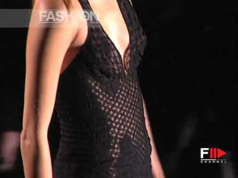 """Versace"" Spring Summer 2002 Milan 3 of 4 pret a porter women by Fashion Channel"