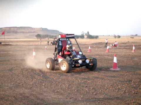 Maneuverability Test - YouTube