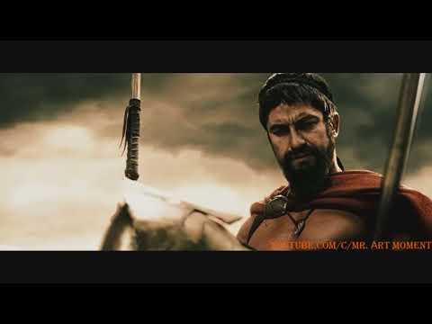 В самой битве ты мне не нужен. Разговор царя Леонида и Эфиальта. 300 спартанцев. 2007.