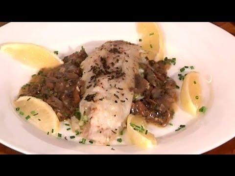 Oven-Baked Stuffed Crab & Mushroom Tilapia : Coastal Flavors