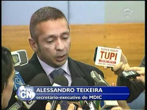 CN Notícias: Exportações brasileiras têm saldo positivo - 02/01/2012