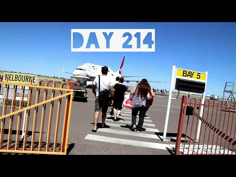 HEADING TO MELBOURNE FOR THE ARNOLD CLASSIC | MAKING GAINS DAY 214