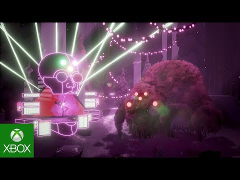 The Artful Escape on Xbox One - 4K Trailer