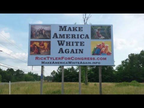 'Make America White Again' Billboard Causes Controversy
