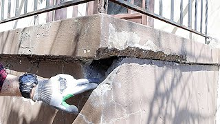 Concrete Repair Tips for Beginners