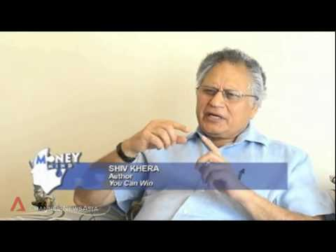 """""""Up Close with Shiv Khera"""" - Interview with Channel NewsAsia"""