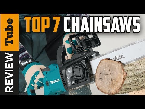 ✅Chainsaw: Best Chainsaw 2019 (Buying Guide)