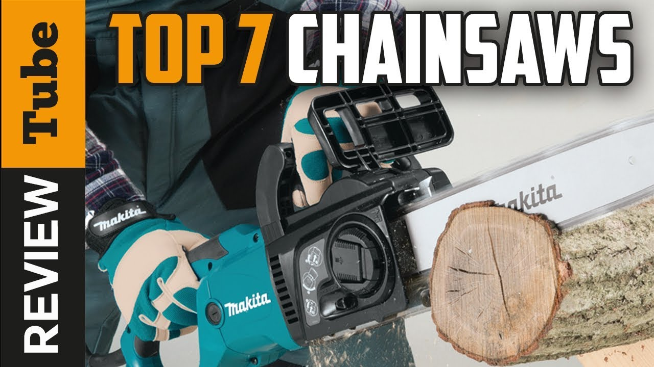 Best Chainsaws 2019 ✅Chainsaw: Best Chain Saw (Buying Guide)   YouTube