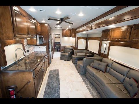 Iws Motor Coaches 2018 Renegade Classic Stk 9516 Interior