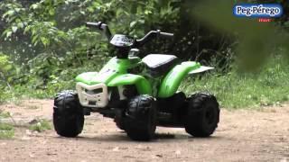 Детско акумулаторно бъги Peg Perego CORRAL BEARCAT 6V от магазини Касида